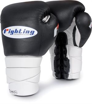 Fighting Sports Tri-Tech Lace Training Gloves